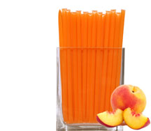 Peach Honeystix 1000ct